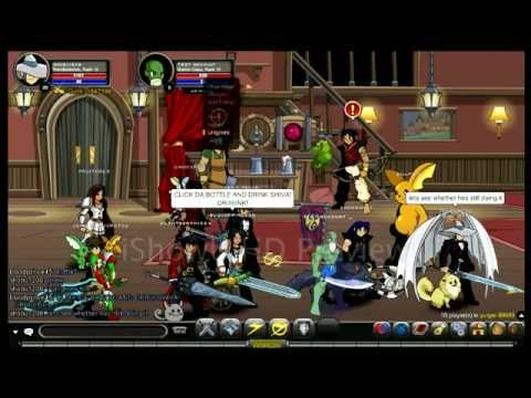 AQW Glitches/Hacks in Yulgar-99999