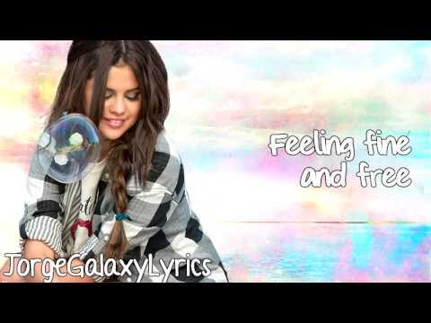 Selena Gomez - Birthday (Lyric Video)