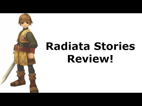 Radiata Stories (PS2) Review!