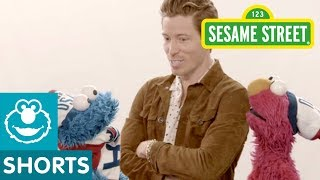 Sesame Street: Olympic Athletes Play Lightning Round with Elmo and Cookie Monster