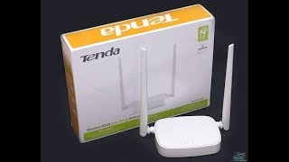 Cara Merubah Password Wifi Tenda N301