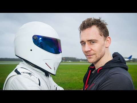 TOP GEAR + TOM HIDDLESTON - New Episode Feb 17 BBC AMERICA