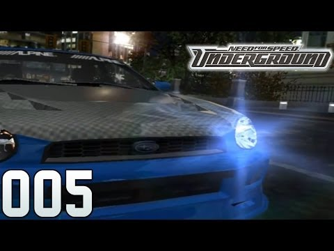 NEED FOR SPEED UNDERGROUND Part 5 - Sterne aus Japan (HD) / Lets Play NFSU