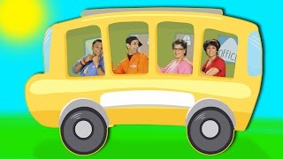 Wheels On The Bus Plus Lot More Nursery Rhymes | Songs For Children | Chikaraks