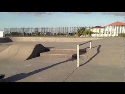 Jason Bard Black Pearl Skatepark