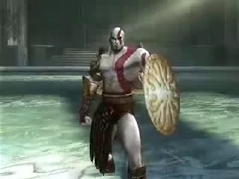 God of War II - Killing Perseus!!!