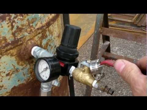 Big DIY SandBlaster - Part 1 of 2