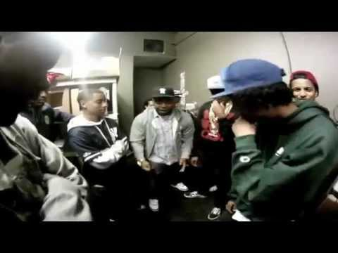 OFWGKTA Freestyle battle!