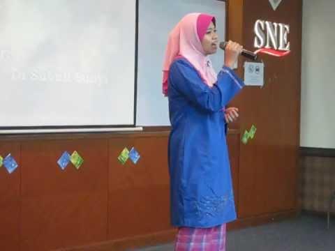 Selamat Hari Raya Bonda By Natasha Zainudin (cover) video