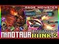 Rage Monster By [Gazi | LazkopaT] Top 2 Global Minotaur Mobile Legends Build & Gameplay