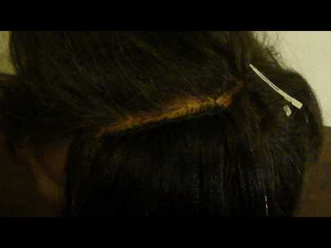 Malaysian Method/Braidless SewIn