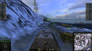 World of Tanks - Заполярье - Maus HD 1080p