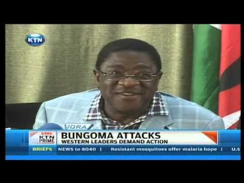 More police to be deployed to Bungoma