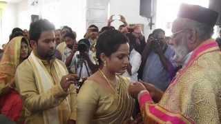 Aju Varghese Wedding/Marriage Exclusive Video 2