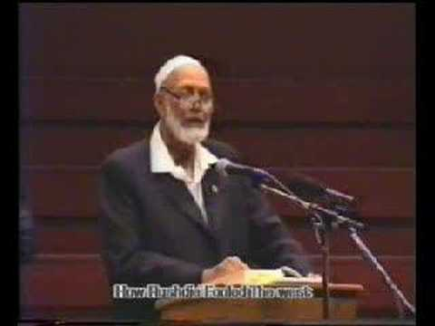 Sheikh Ahmed Deedat-How Rushdie Fooled the West?(4/14)