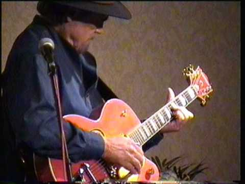Duane Eddy and Doyle Dykes, 1999 -Playing Chet Atkins Trambone.