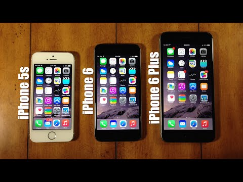Iphone 6 plus vs iphone 6s plus akku
