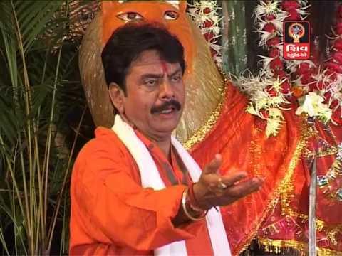 Ashapura Maa Na Madh Ma Daak Vage -hemant Chauhan- Mataji Na Dakla | Veradi Zulna video