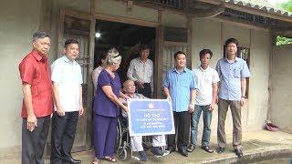 Ủy ban Trung ương MTTQ Việt Nam trao tặng nhà tình nghĩa tại Yên Bái