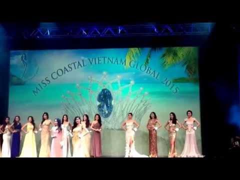 Miss Coastal VietNam U.S Globe 2015 p1