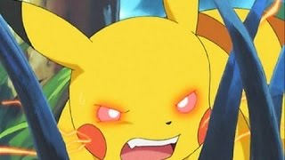 Pikachu Loses His Mind And Goes Crazy! Attack Everyone! Don't Do It Pikachu !