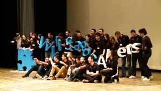 Welcome to WikiStage - Event kick off video
