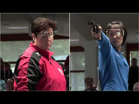 25m Women's Pistol final - Munich 2013 ISSF World Cup