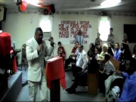 Pastor Juan Ramirez Iglesia de Dios la luz del mundo