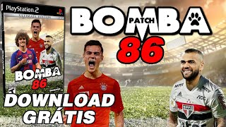 Bomba Patch 86 (PS2) - DOWNLOAD