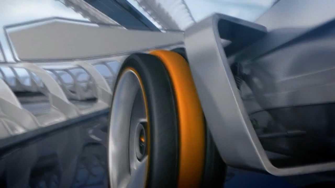 Hankook Tire: The Future of Tyre Design - YouTube