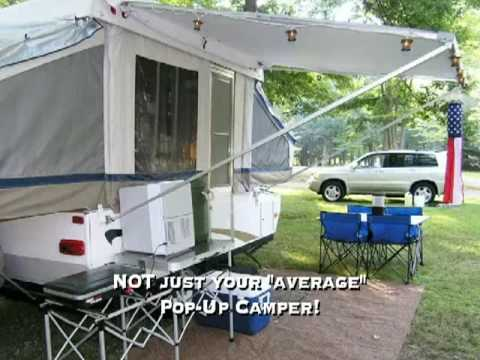 Coachmen Clipper Sport 106 St Pop Up Camper Youtube