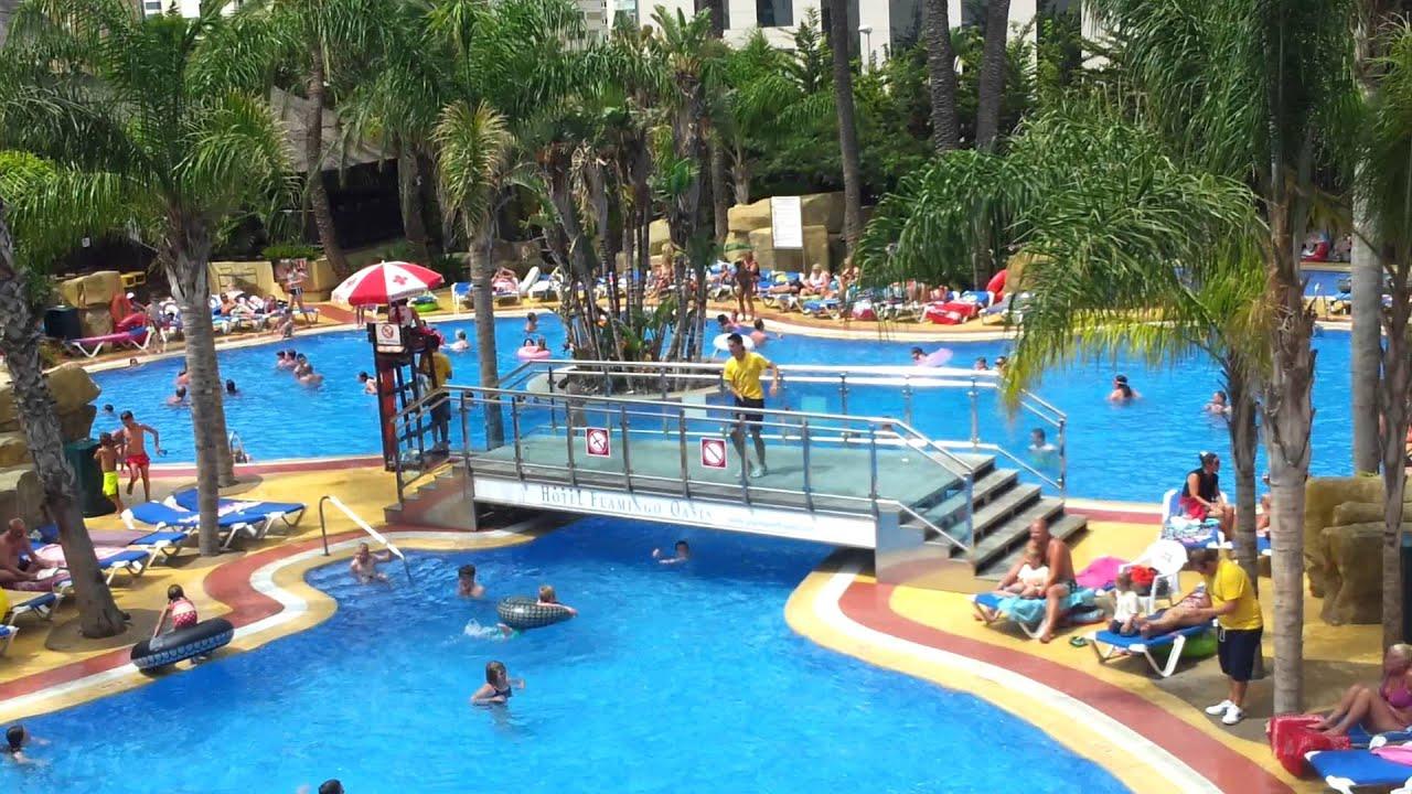Flamingo Oasis Hotel Benidorm All Inclusive