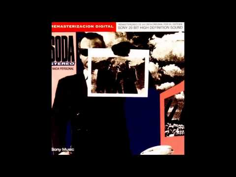 Soda Stereo - Observandonos (satelites) 3:06