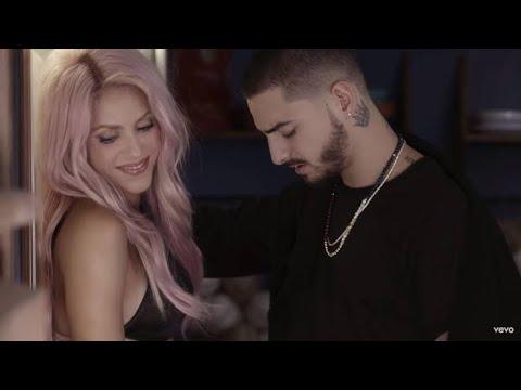 Shakira - The Border (feat. Wyclef Jean) OFFICIAL VIDEO + LYRICS
