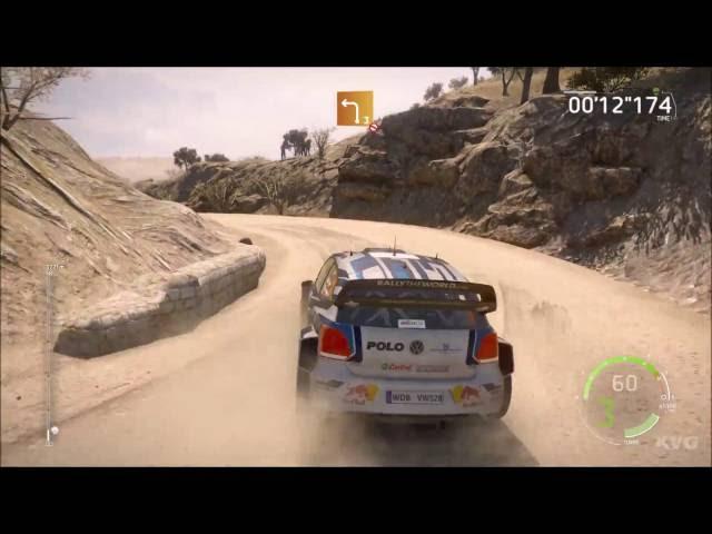 Руководство запуска: WRC 6 FIA World Rally Championship по сети
