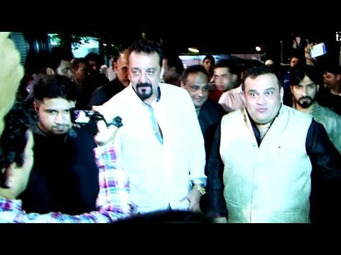 Sanjay Dutt Special Iftar Party 2016 In Mumbai