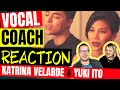 🌈SHALLOW By Yuki Ito And Katrina Velarde Reaction Video |: Vocal Coach Reaction