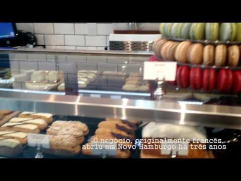 Abriu em Porto Alegre nova padaria e confeitaria francesa.