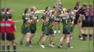 Girls RugbyLeague Final 2007 at Blackpool FC