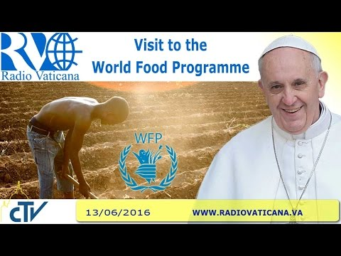 Visit to the World Food Programme - 2016.06.13