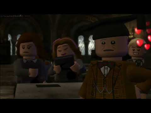 LEGO Harry Potter Years 5-7 Walkthrough Part 17 - Year 6 - Draught of Living Death