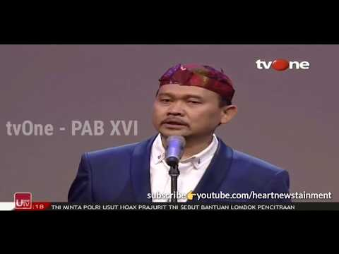 BEGINI KALO CAK LONTONG NGOMONG SCIENCE  Stand-Up Comedy