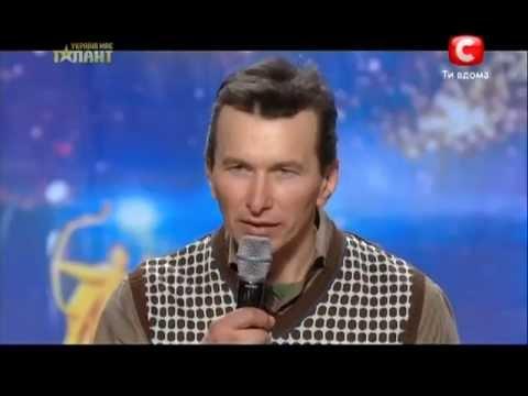 Украина мае талант 5 - Ярослав Магович