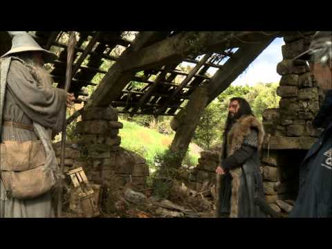 The Hobbit: Behind the scenes - Thorin, Fili and Kili