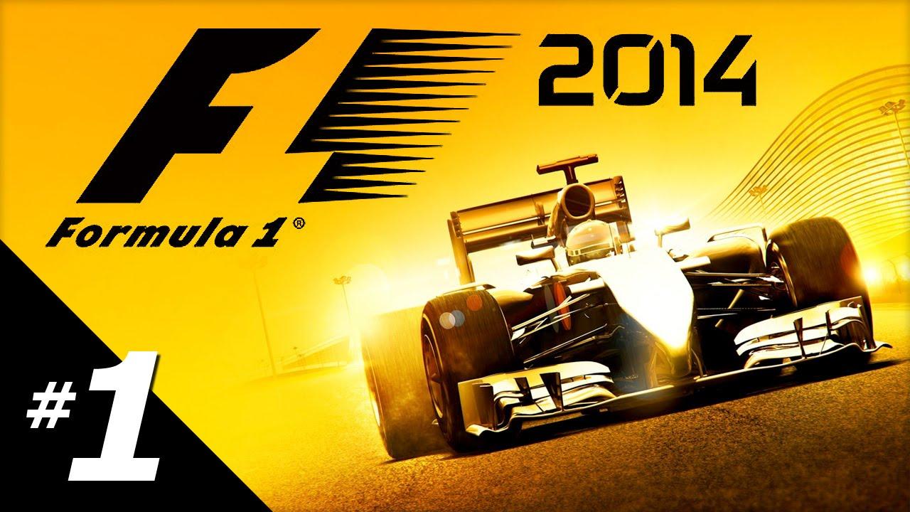 F1 2014 with VintageBeef