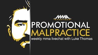 Live Chat: Fedor & UFC, UFC: MacDonald-Thompson preview, Bellator & WSOF