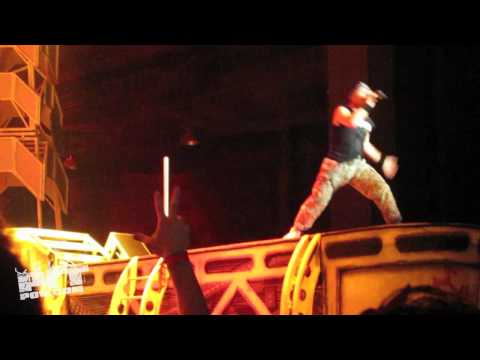 IRON MAIDEN • El Dorado • Dallas • Texas • 2010 • PIT POV HD