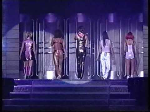 Spice Girls - In Paris - 11.09.96 - YouTube