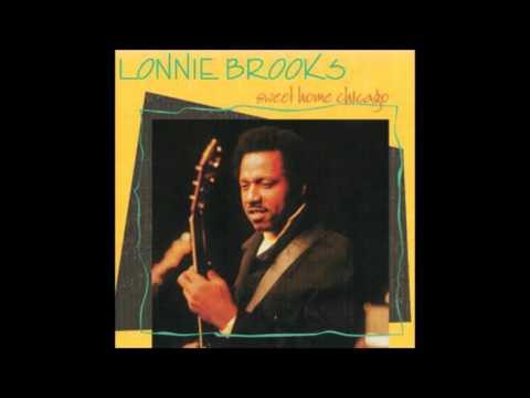LONNIE BROOKS (Dubuisson , Louisiana , U.S.A) - Crosscut Saw