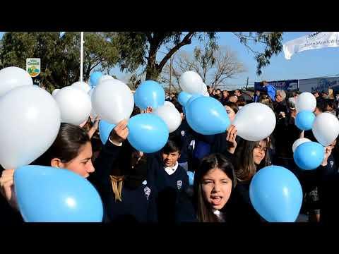 Dia de la Patria en Villa Gesell